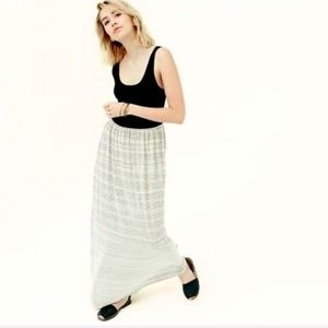 Lou & Grey striped maxi dress